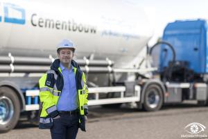 Romain Mille - Managing Director at Cementbouw